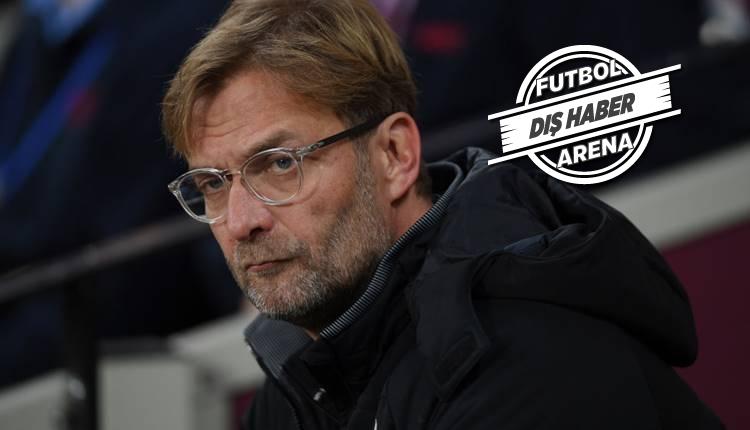 Liverpool'da Jürgen Klopp hastanelik oldu