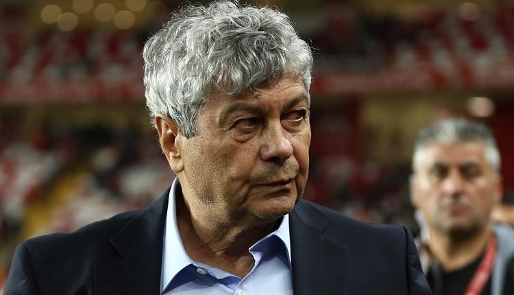 Lucescu'dan Erol Alkan açıklaması: