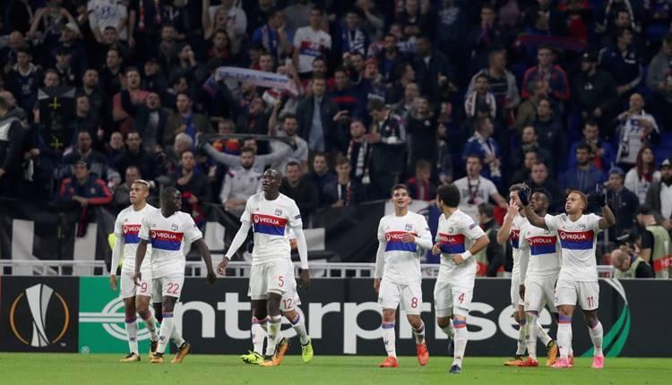 Lyon 3-0 Everton maçı özeti ve golleri (İZLE)