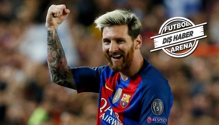Manchester City'nin Messi transfer gerçeği ortaya çıktı!