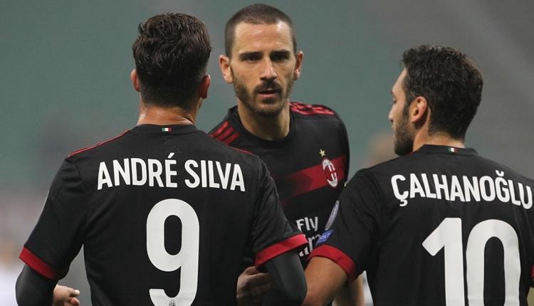 Milan 5-1 Austria Wien maç özeti ve golleri (İZLE)