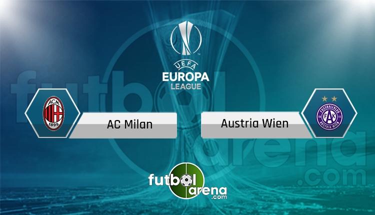 Milan - Austria Wien saat kaçta, hangi kanalda? (İddaa Canlı Skor)