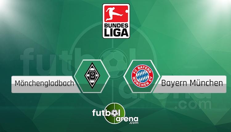 Mönchengladbach - Bayern Münih saat kaçta, hangi kanalda? (İddaa Canlı Skor)