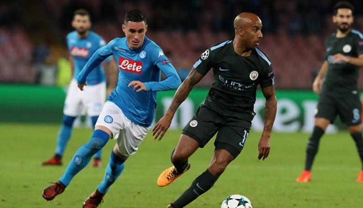 Napoli 2-4 Manchester City maç özeti ve golleri (İZLE)