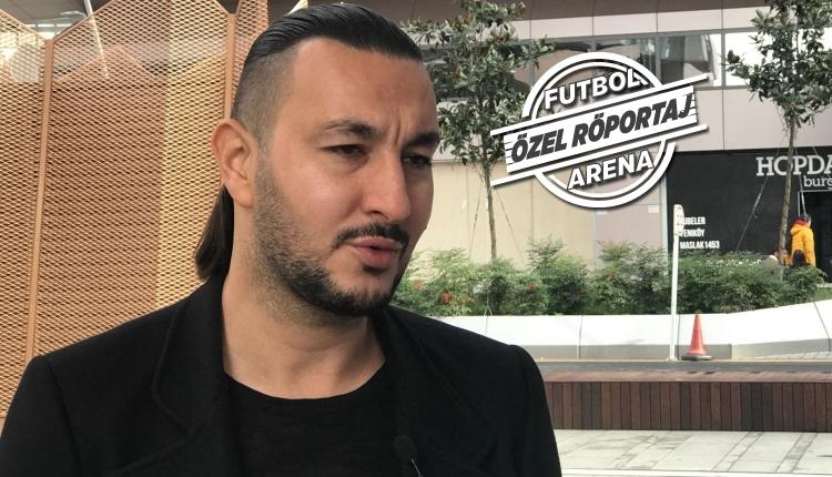 Necati Ateş derbiyi FutbolArena'ya yorumladı