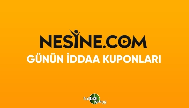 Nesine.com İddaa kuponu ve tahminleri (3 Kasım 2017  Cuma)