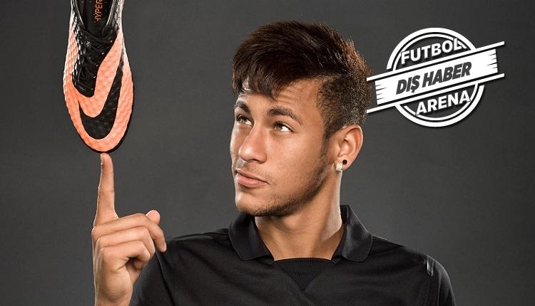 Neymar'dan dolayı PSG'e dev sponsorluk anlaşması