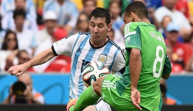 Nijerya - Arjantin maçı  canlı skor, maç sonucu - Maç hangi kanalda?