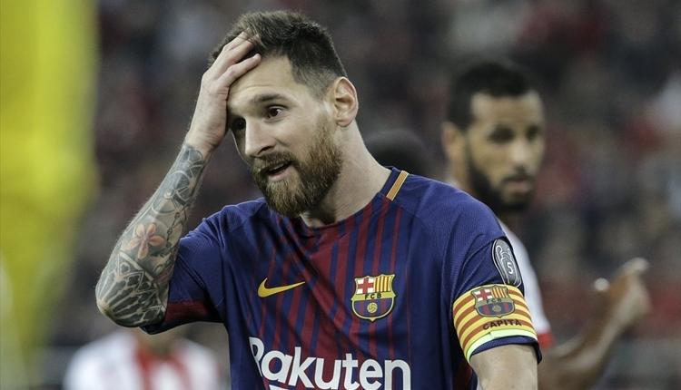 Olympiakos 0-0 Barcelona maç özeti (İZLE)