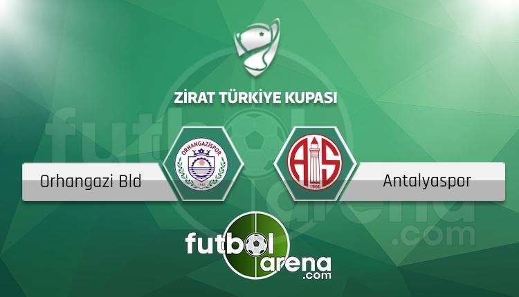 Orhangazi - Antalyaspor saat kaçta, hangi kanalda? (İddaa Canlı Skor)