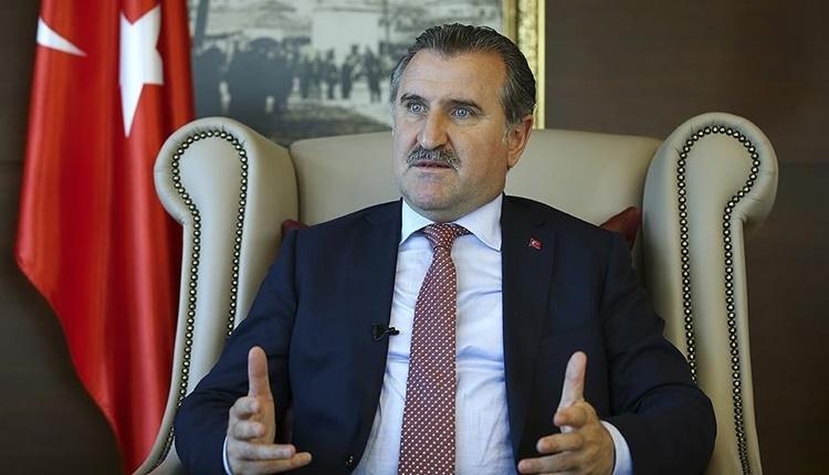 Osman Aşkın Bak'tan yabancı sınırı açıklamaları: 'Milli takımı olumsuz etkiliyor'