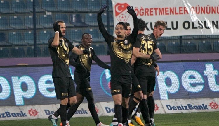 Osmanlıspor 2-0 Gençlerbirliği maç özeti ve golleri (İZLE)