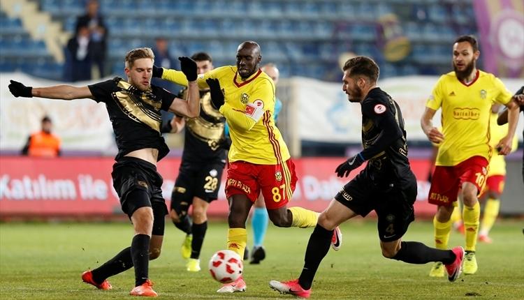 Osmanlıspor 3-1 Yeni Malatyaspor maç özeti ve golleri (İZLE)