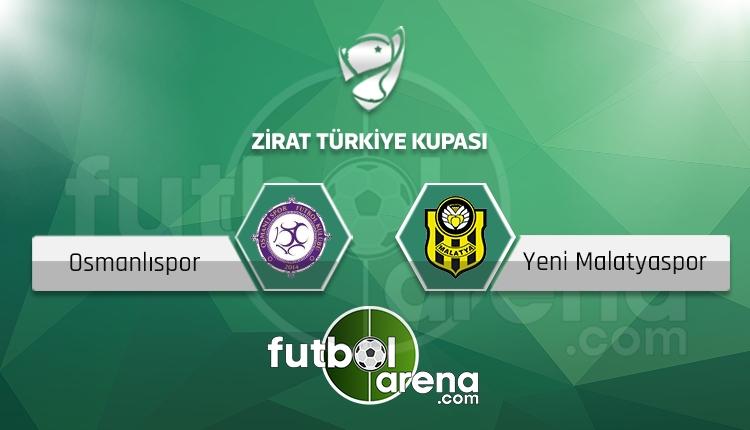 Osmanlıspor - Yeni Malatyaspor maçı saat kaçta, hangi kanalda?