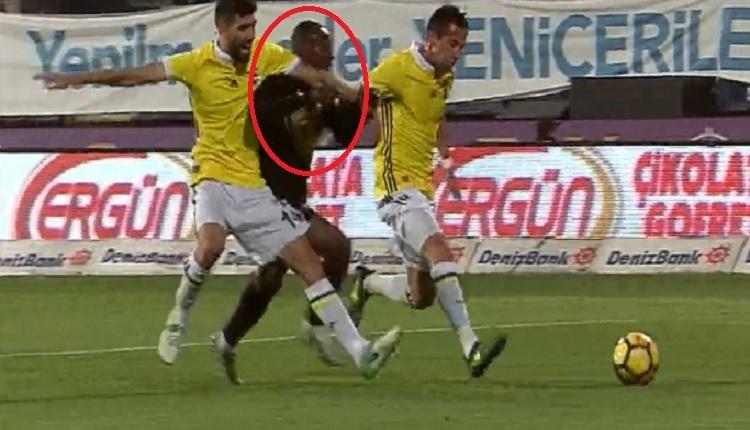 Osmanlıspor'da penaltı isyanı! Fenerbahçe maçında...