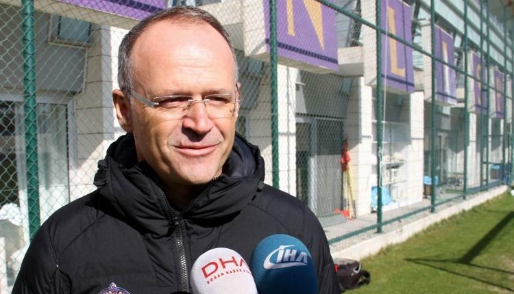 Osmanlıspor'da İrfan Buz: ''Fenerbahçe'den 3 puanı almak istiyoruz''
