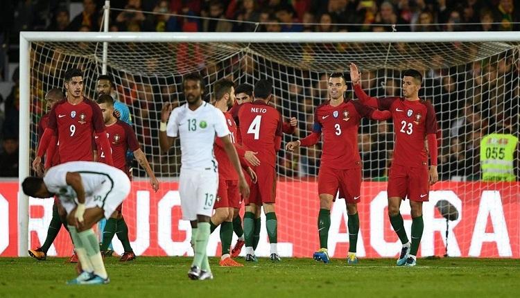 Portekiz 3-0 Suudi Arabatistan maç özeti ve golleri (İZLE)