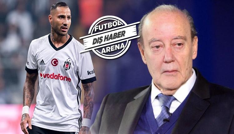 Porto başkanı Beşiktaşlı Ricardo Quaresma hakkında konuştu ''Geri dönecek..''