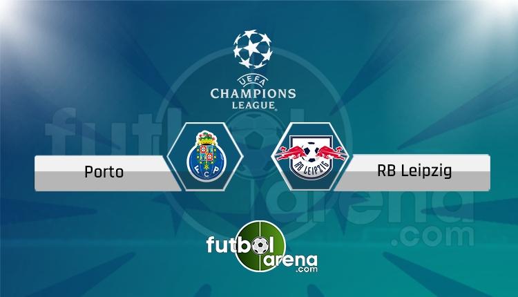 Porto - RB Leipzig canlı skor, maç sonucu - Maç hangi kanalda?