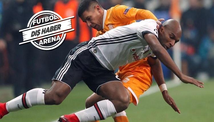 Porto'nun yıldızı Maxi Pereira'dan Beşiktaş itirafı