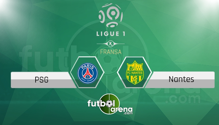 PSG - Nantes saat kaçta, hangi kanalda? (İddaa Canlı Skor)
