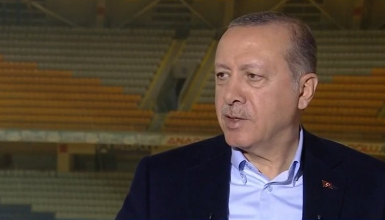 Recep Tayyip Erdoğan yabancı kuralı tarihini verdi