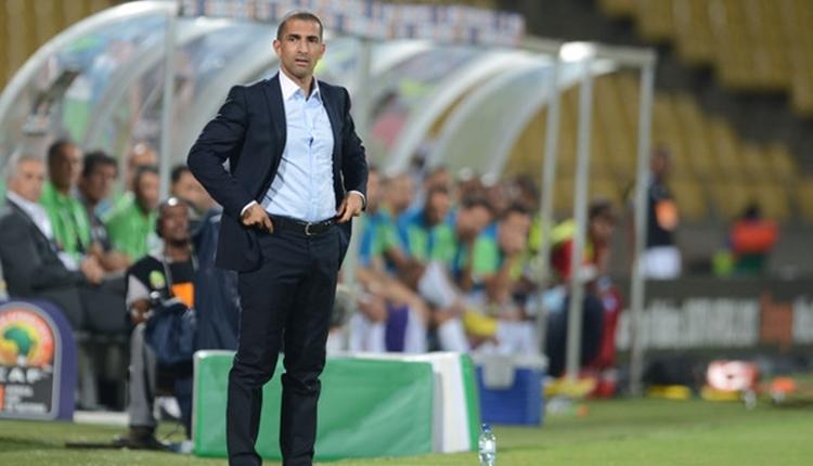 Rennes'in yeni teknik direktörü Sabri Lamouchi