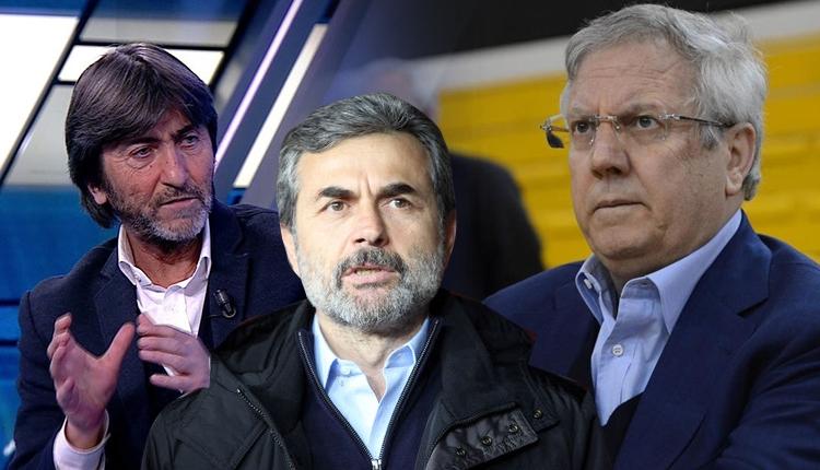 Fenerbahçe'de Aziz Yıldırım ve yönetime Rıdvan Dilmen patladı: 'İhanet..'