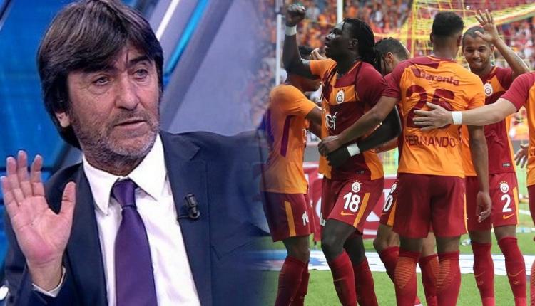 Rıdvan Dilmen, Galatasaray'dan özür diledi