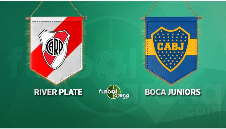 River Plate - Boca Juniors canlı skor, maç sonucu - Maç hangi kanalda?