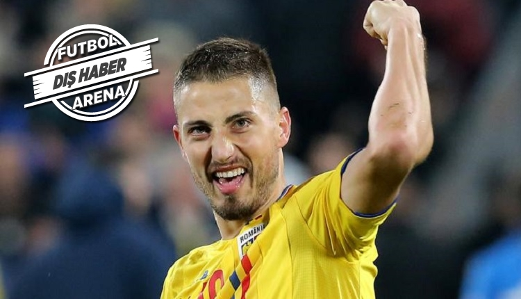 Romanya - Türkiye maçında 2 gol atan Grozav: 'Kariyerim boyunca...'