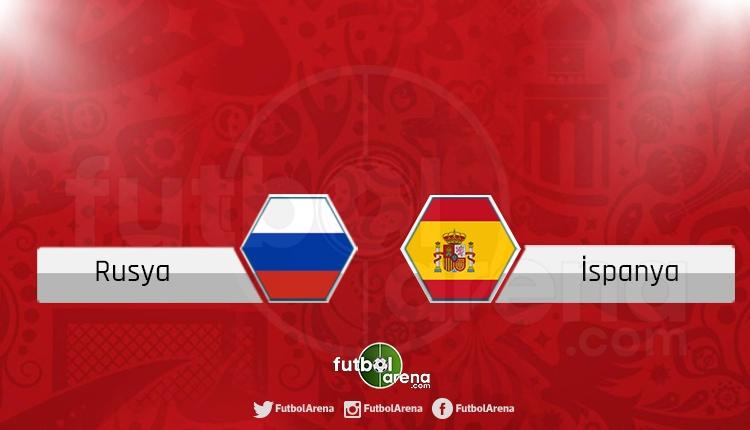 Rusya Arjantin canlı skor, maç sonucu - Maç hangi kanalda?
