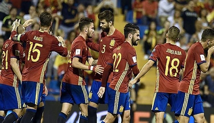 Rusya - İspanya maçı canlı skor, maç sonucu - Maç hangi kanalda?