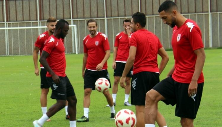 Samsunspor, yabancı oyuncularda hüsran yaşıyor