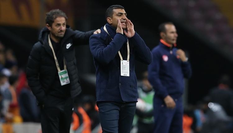 Sivas Belediyespor hocasından Galatasaray'a övgü