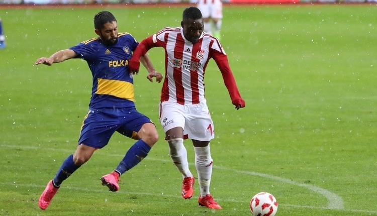 Sivasspor 2-1 Bucaspor maç özeti ve golleri (İZLE)