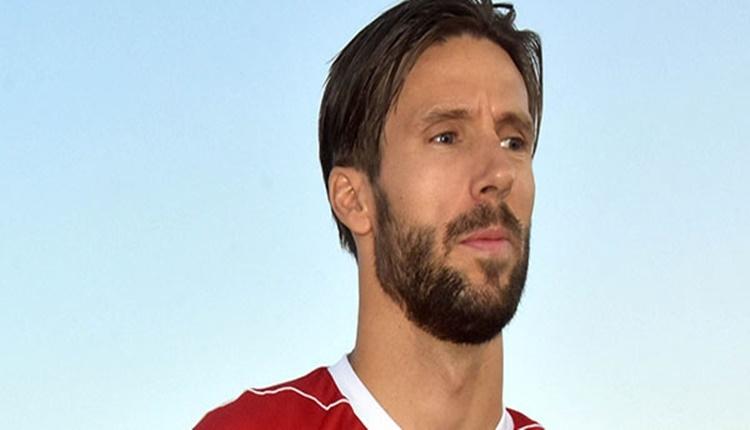 Sivasspor'da Mattias Bjarsmyr:
