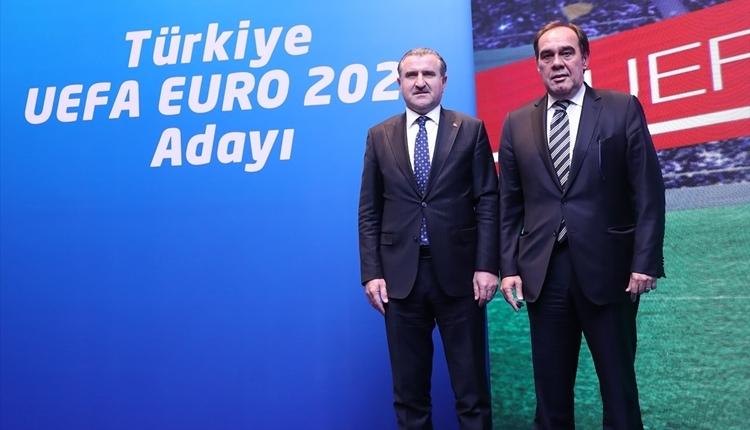 Spor Bakanı Osman Aşkın Bak: EURO 2024 Türkiye'ye yakışır