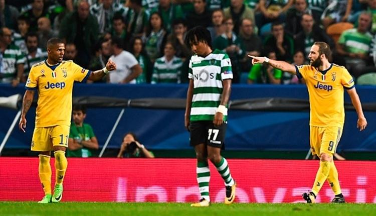 Sporting Lizbon 1-1 Juventus maç özeti ve golleri (İZLE)