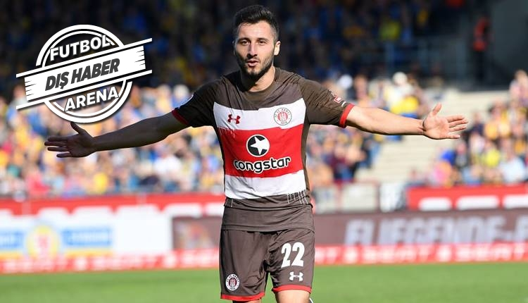 St. Pauli, Cenk Şahin transferiyle rekor kırıyor!