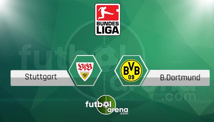 Stuttgart Dortmund saat kaçta, hangi kanalda? (İddaa Canlı Skor)