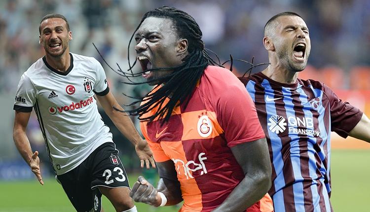 Süper Lig'de Yabancı golcüler, yerlileri ikiye katladı
