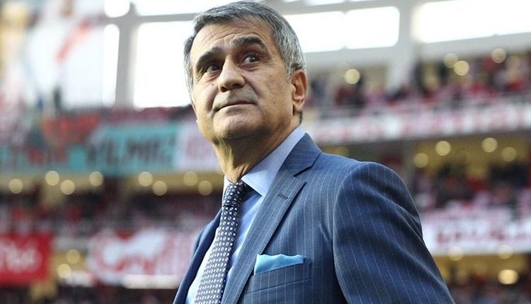 TFF'den Beşiktaşlı Şenol Güneş'e flaş teklif