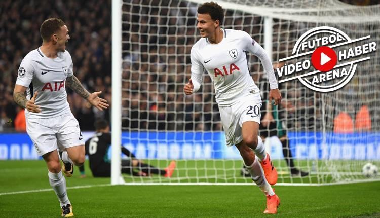 Tottenham 3-1 Real Madrid maçı özeti ve golleri (İZLE)