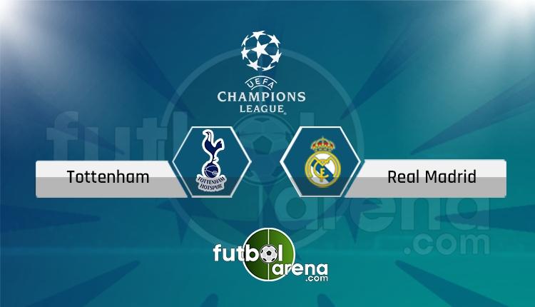Tottenham Real Madrid canlı skor, maç sonucu - Maç hangi kanalda?