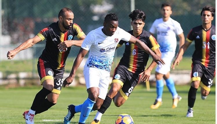 Trabzonspor 4-0 Naft Missan maç özeti ve golleri