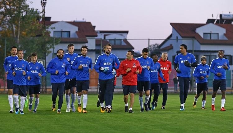 Trabzonspor'da Burak Yılmaz ve Volkan Şen'in sakatlığında son durum