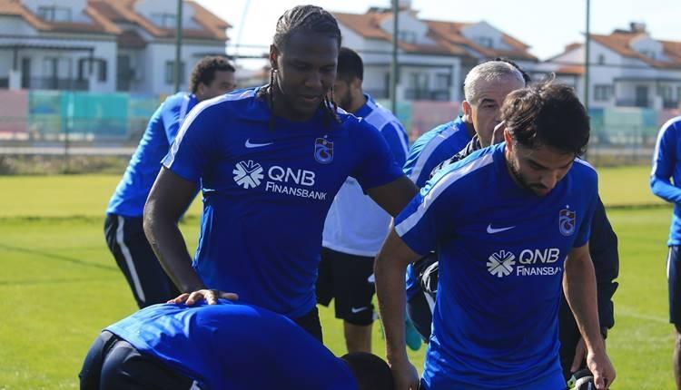 Trabzonspor'da Hugo Rodallega ile Volkan Şen arasındaki tartışmasına açıklama!