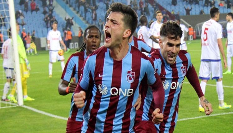 Trabzonspor'da Okay Yokuşlu'ya Premier Lig'den talip