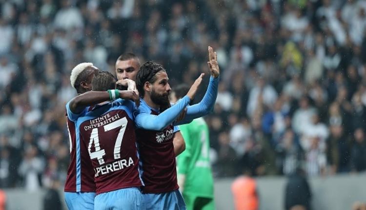 Trabzonspor'da Olcay Şahan: ''Taraftarlarımızı üzen..''